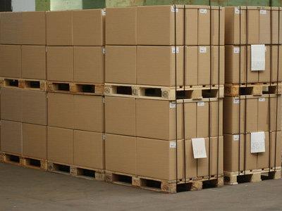 Přepravní obaly a boxy